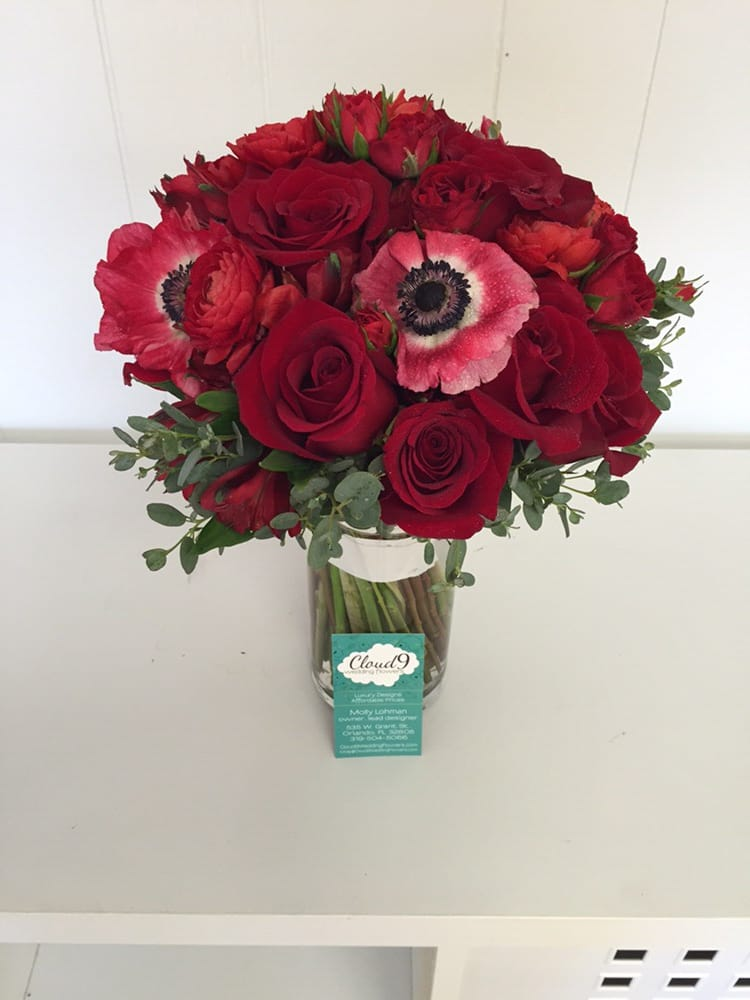 Photo Of Cloud 9 Wedding Flowers Orlando Fl United States Non Traditional