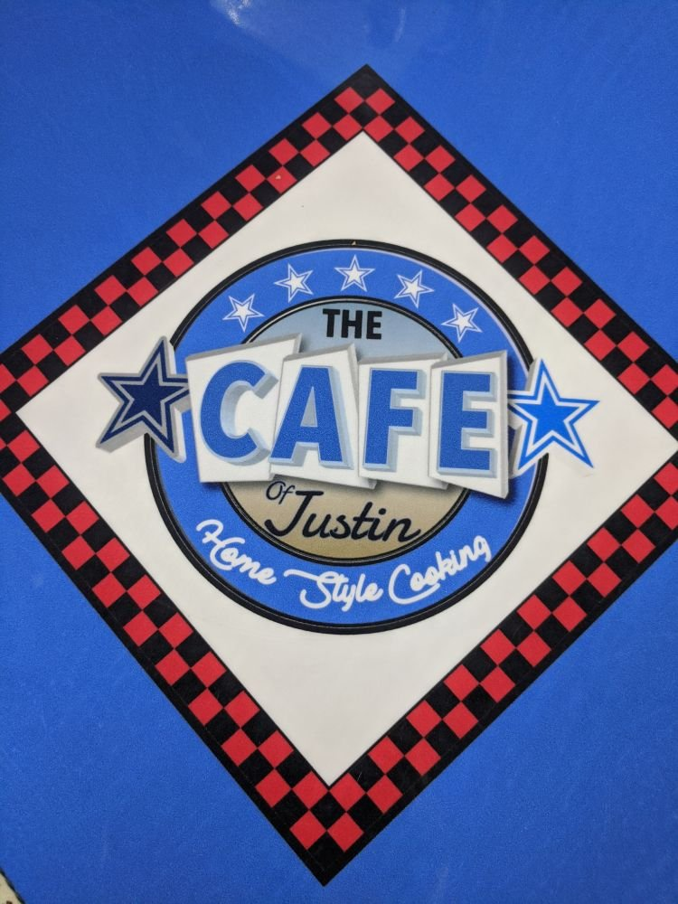The Cafe in Justin: 417 N Sealy Ave, Justin, TX