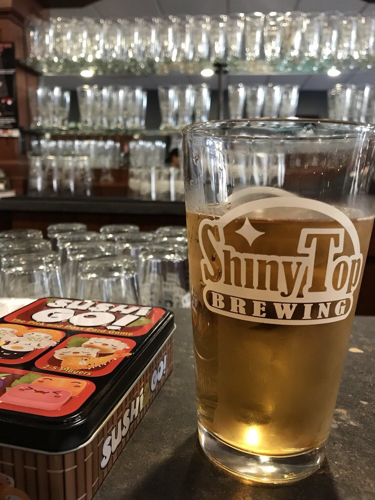 Shiny Top Brewing: 520 Central Ave, Fort Dodge, IA