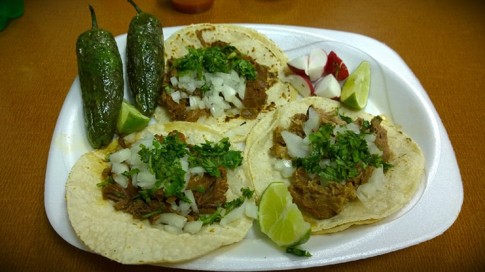 Tacos La Paloma: 530 W Main St, Anoka, MN