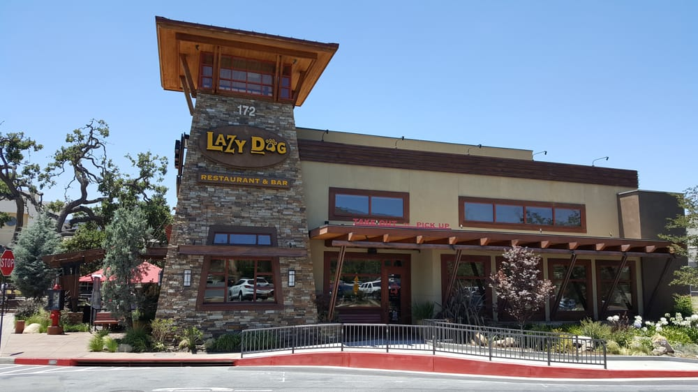 Restaurants Near Thousand Oaks Mall
