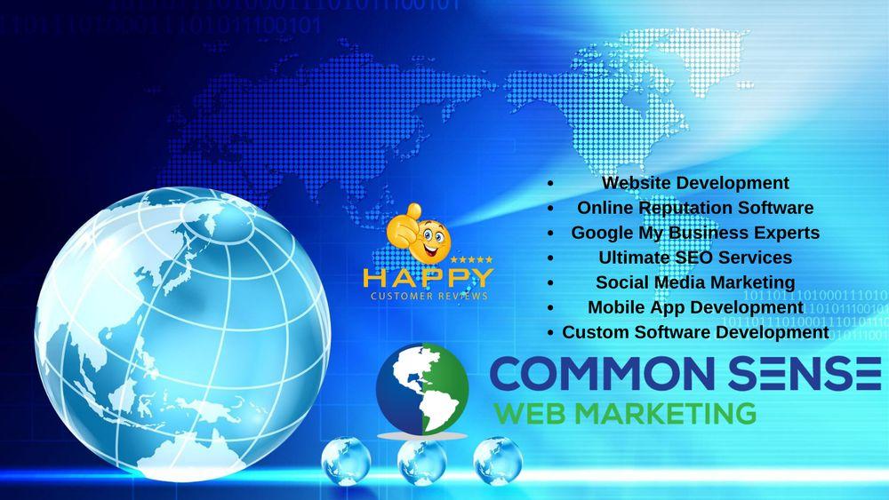 Common Sense Web Marketing: 8 Jasmine Dr, Palm Coast, FL