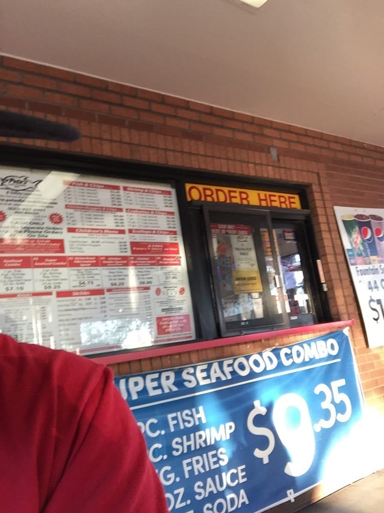 Pete s fish chips 15 photos 80 reviews seafood for Pete s fish and chips owner murdered