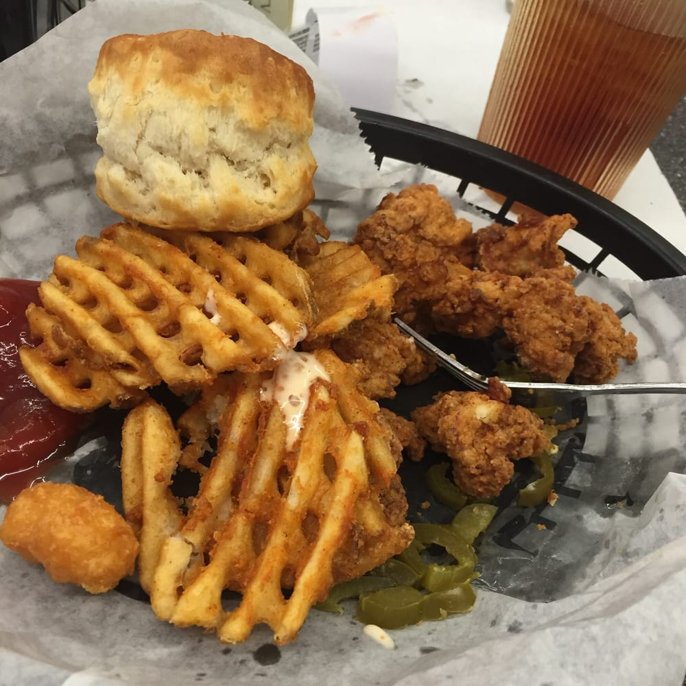 Food from Downtown Diner