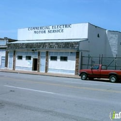 commercial electric motor service electricians 3121