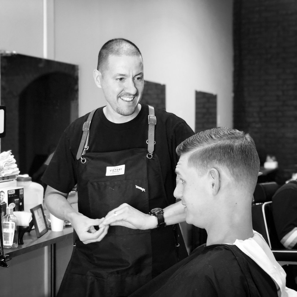 District Barbershop: 3529 Heritage Trace Pkwy, Fort Worth, TX