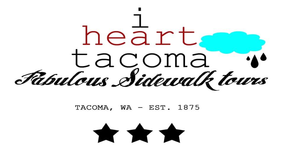I Heart Tacoma Sidewalk Tours Tours 409 Puyallup Ave Tacoma Wa