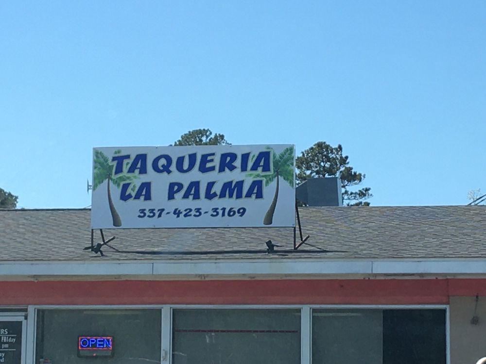 Taqueria La Palma: 2700 Colony Blvd, Leesville, LA