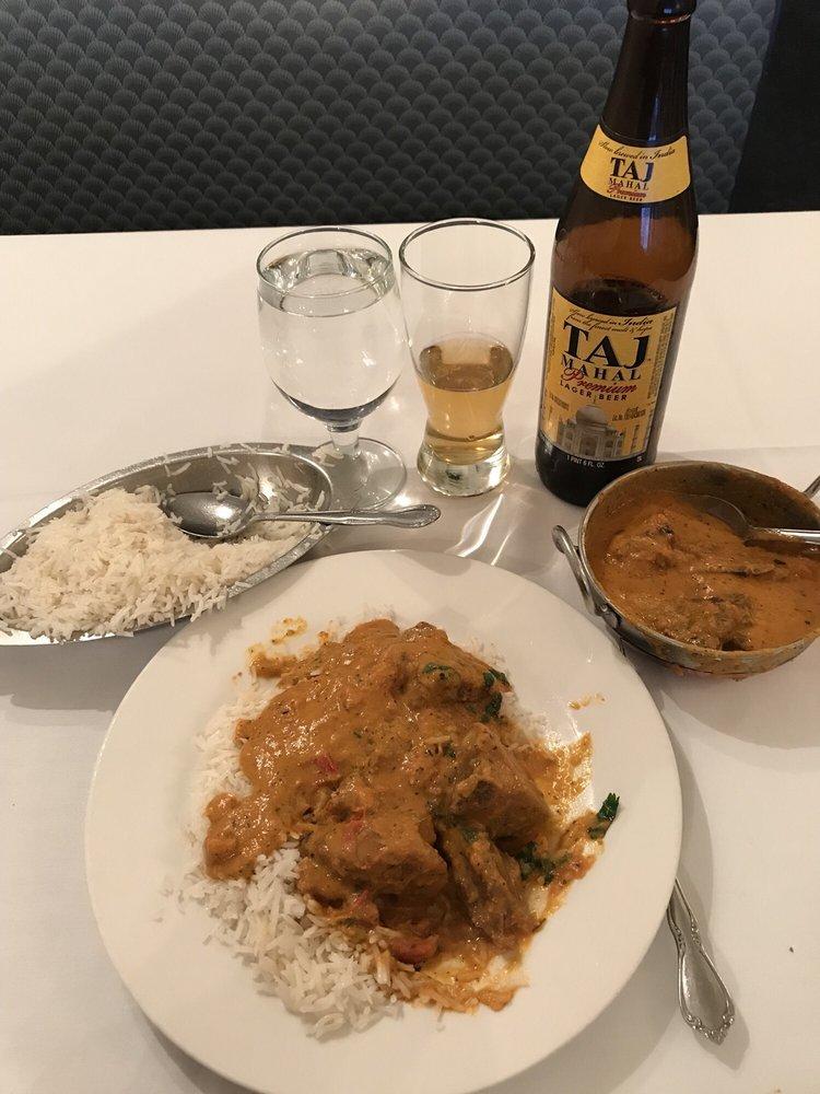 Ajanta India Restaurant Dayton Menu