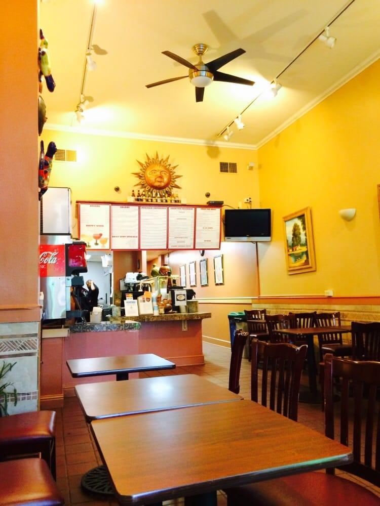 Mexican Restaurant Santa Clara St San Jose