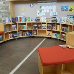 Gaithersburg Library Discovery Room