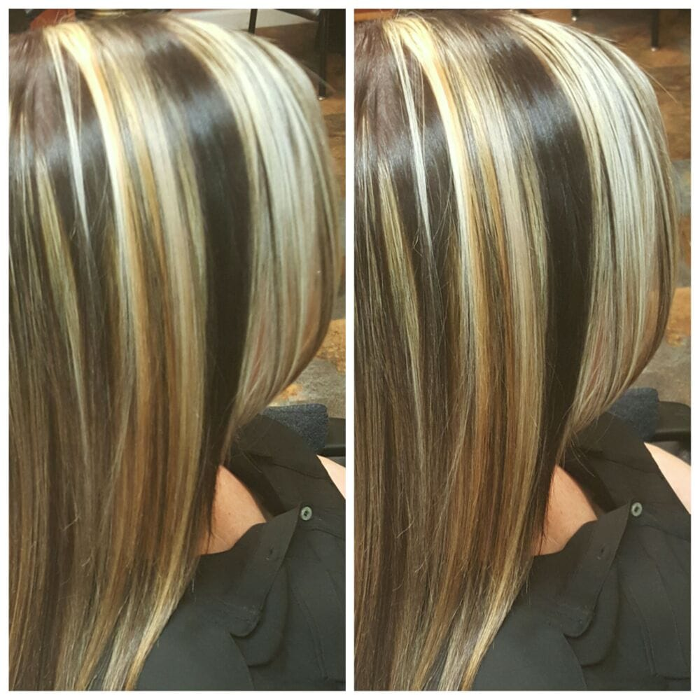 Dimensions High Light Combination Of 3 Hair Color For A Unique Look