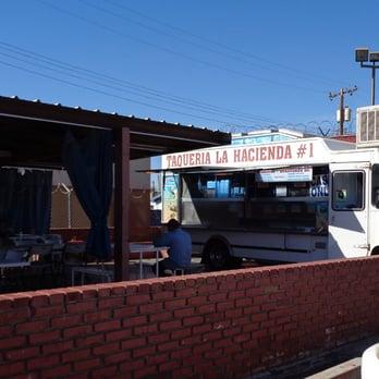 Taqueria La Hacienda Food Truck