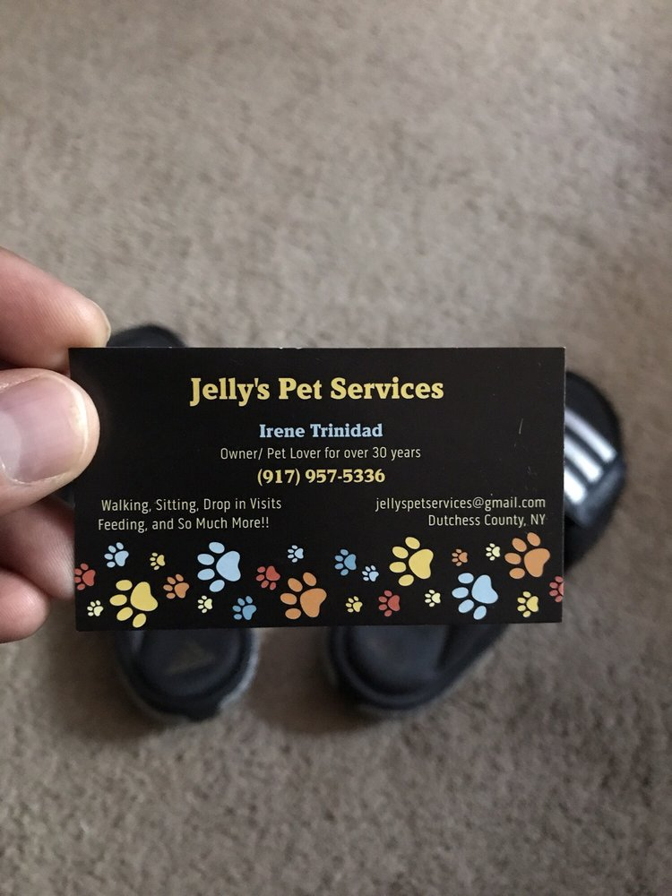 Jelly's Pet Services: Hopewell Junction, NY