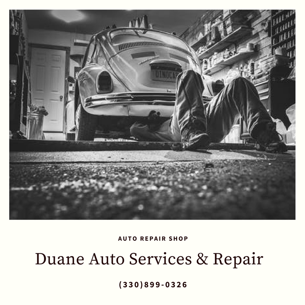 Duane Auto Services & Repair