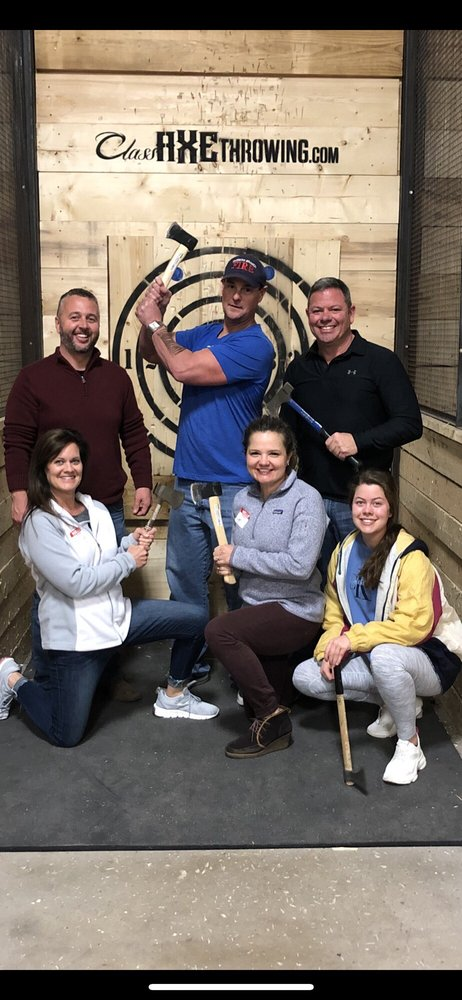Photo of Dallas Axe Throwing: Richardson, TX