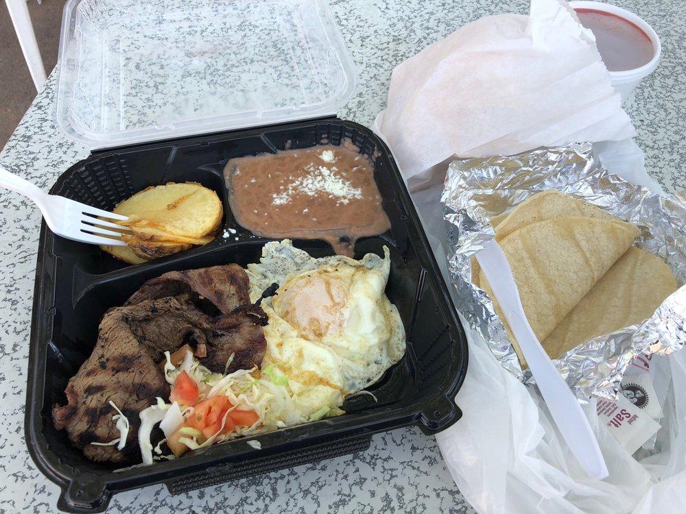 Los Picos Parrilla Restaurant: 1542 W University Dr, Mesa, AZ
