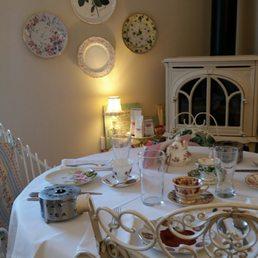 Photos for Jacqueline\'s Tea Room - Yelp