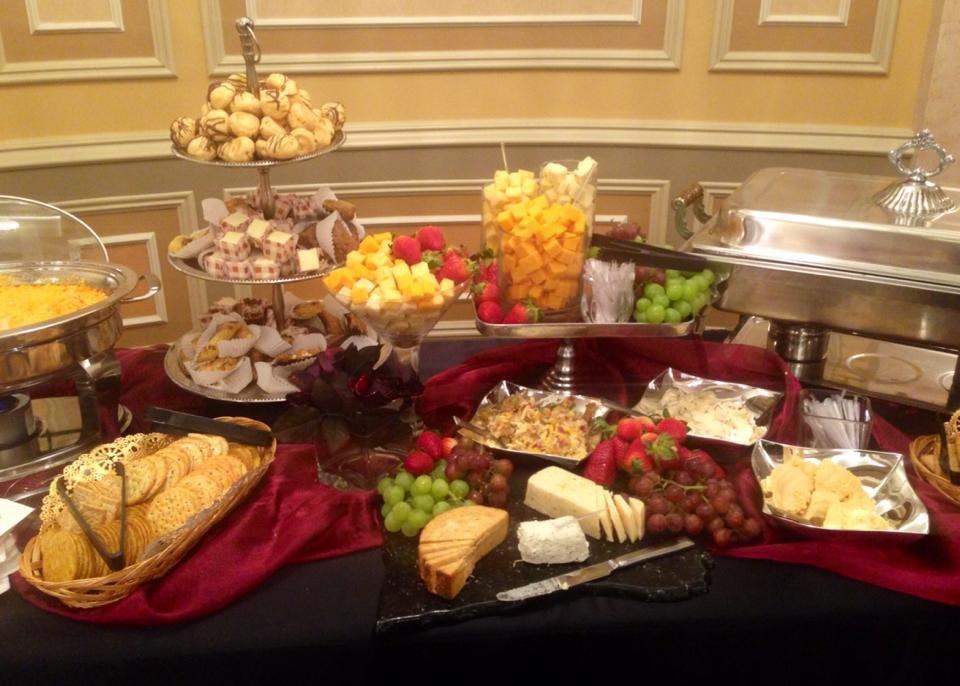 Elegant crudites chocolates yelp for Bella j cucina