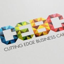 Cutting edge business cards advertising 2626 harney st midtown photo of cutting edge business cards omaha ne united states cutting edge colourmoves