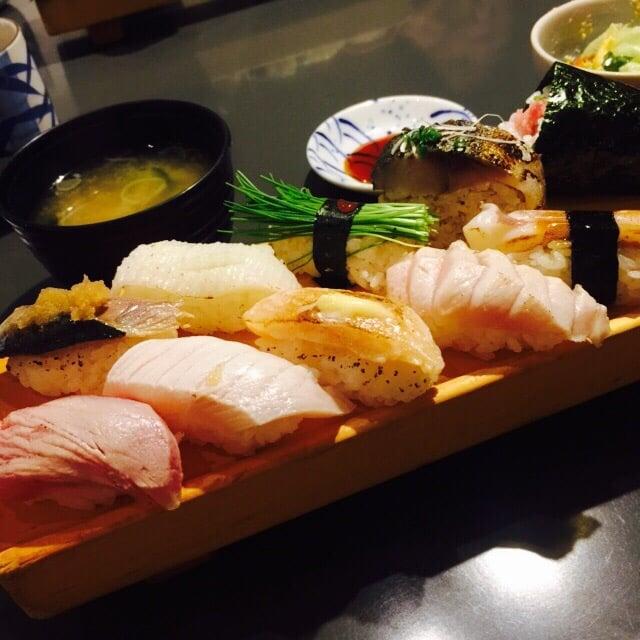 Itamae Sushi Ginza Corridor