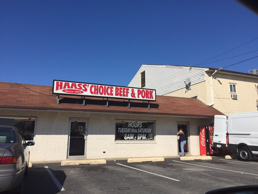 Haass' Family Butcher Shop: 3997 Hazlettville Rd, Dover, DE