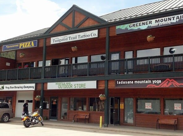 Mountain Man Outdoor Store: 20 Lakeview Dr, Nederland, CO