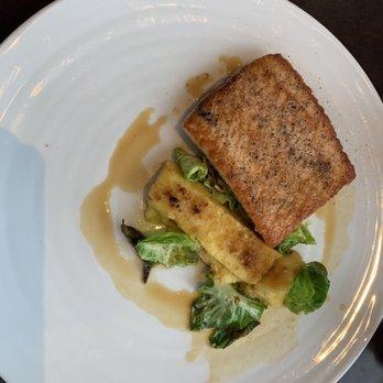Photo of NoMI Kitchen - Chicago, IL, United States. Salmon