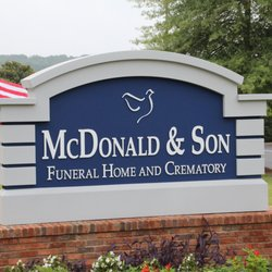 Mcdonald Son Funeral Home Crematory Funeral Services