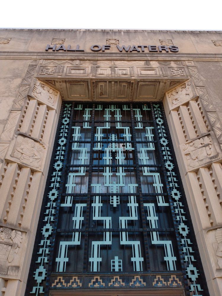 Hall of Waters: 201 E Broadway, Excelsior Springs, MO