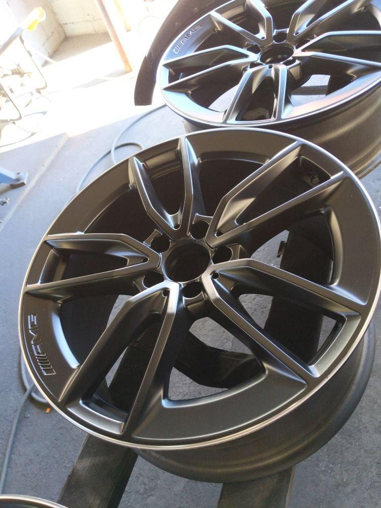 A+ Alloy Wheel Repair