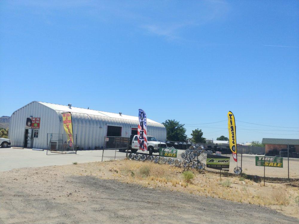 Brothers Tire Shop: 4248 AZ-68, Golden Valley, AZ