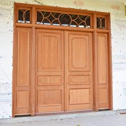 Merveilleux Photo Of Jefferson Door   Harvey, LA, United States. Custom Mahogany Door  Unit ...