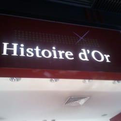 concepteur neuf et d'occasion profiter du prix de liquidation 2019 original Histoire d'Or - Bijouterie & Joaillerie - Centre Cial Englos ...
