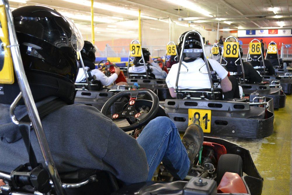 LeMans Karting: 2882 Airline Blvd, Portsmouth, VA