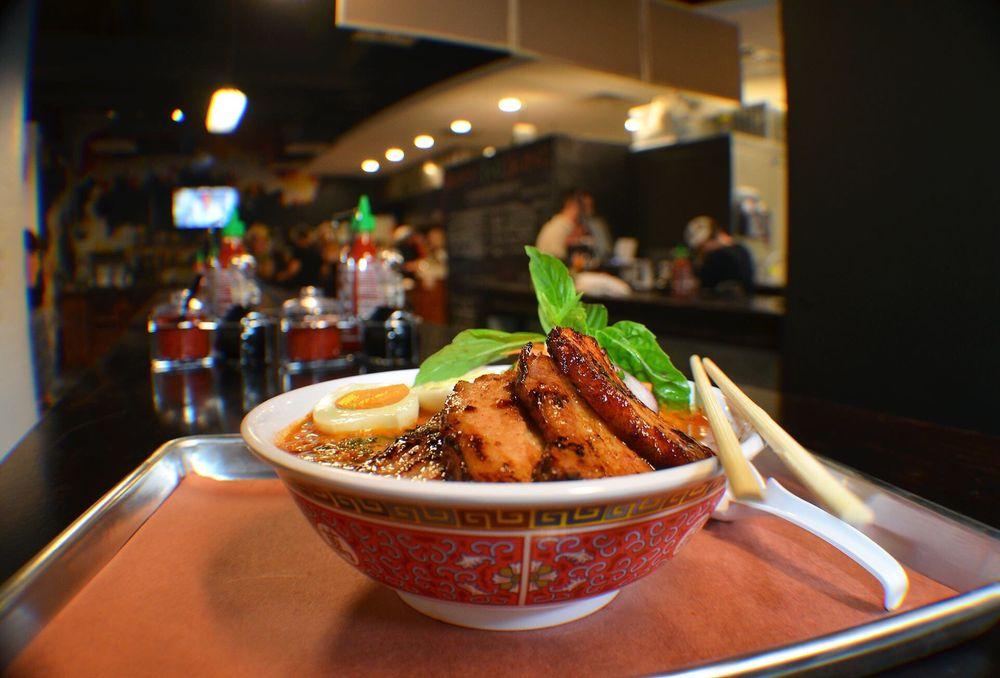 Mi & Yu Noodle Bar: 1016 S Charles St, Baltimore, MD