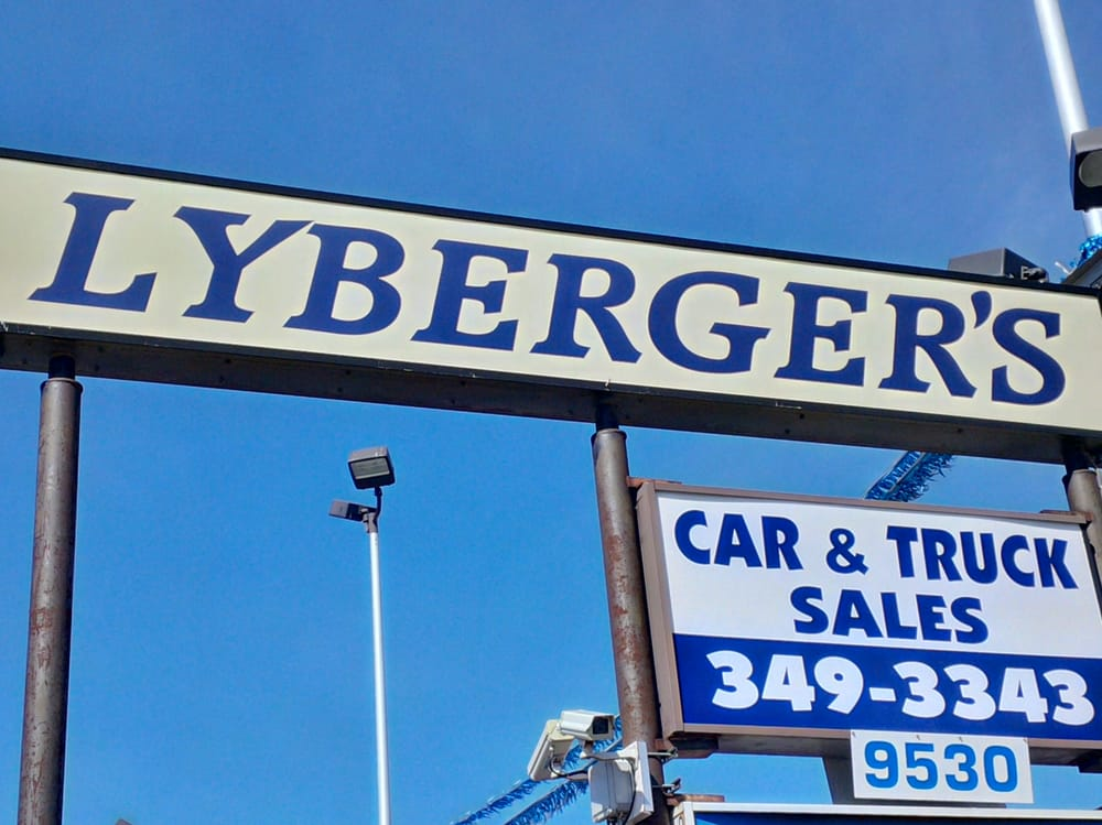 Lyberger's Car & Truck Sales