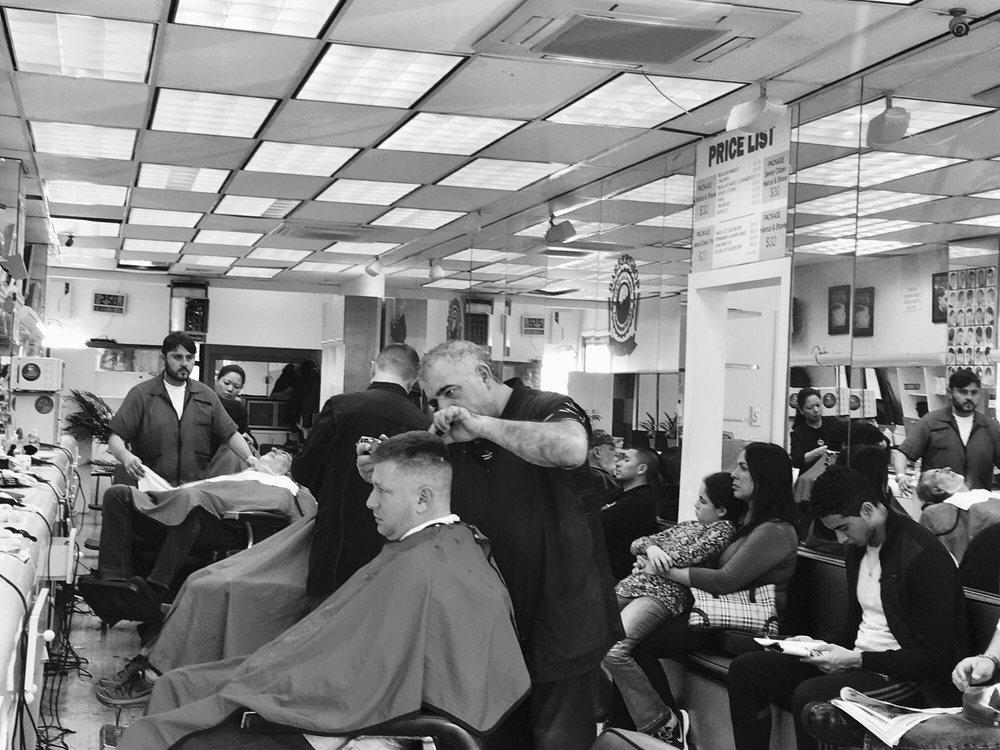 Steve 3000 Barbershop: 19611 Northern Blvd, Flushing, NY