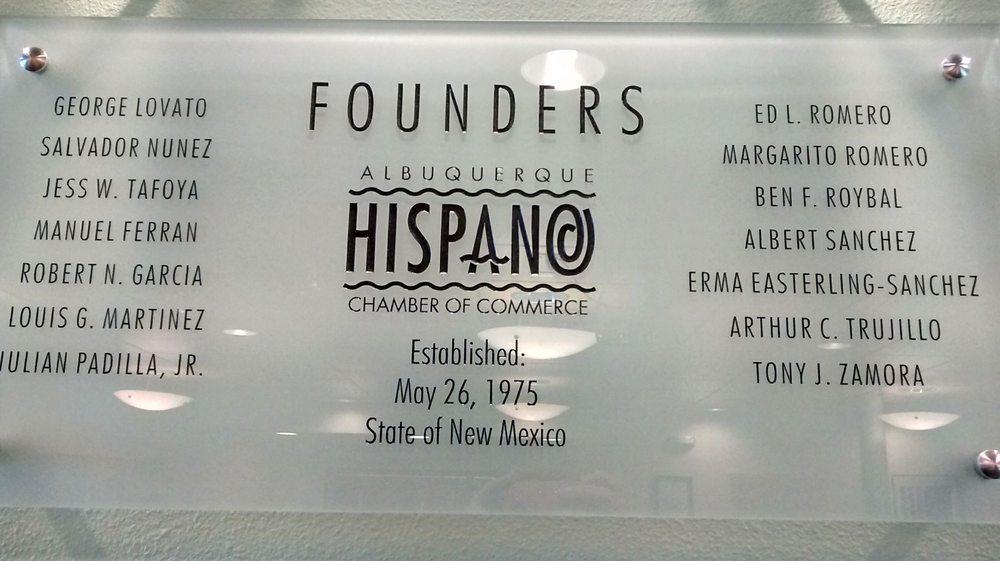 The Albuquerque Hispano Chamber of Commerce