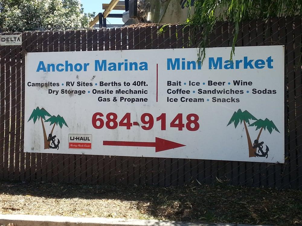 New Anchor Marina: 1970 Taylor Rd, Bethel Island, CA