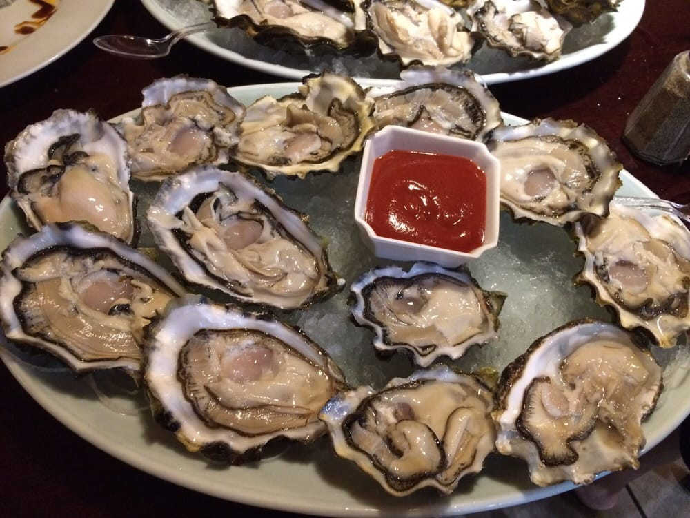 $1.05 oysters HH - Yelp