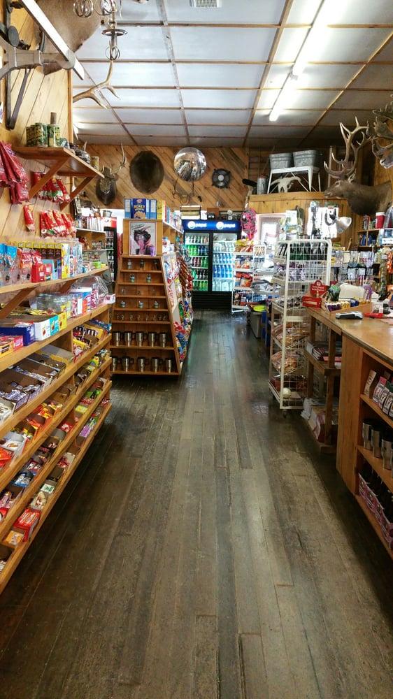 Elk River Lodge & General Store: 201 Main St, Elk River, ID