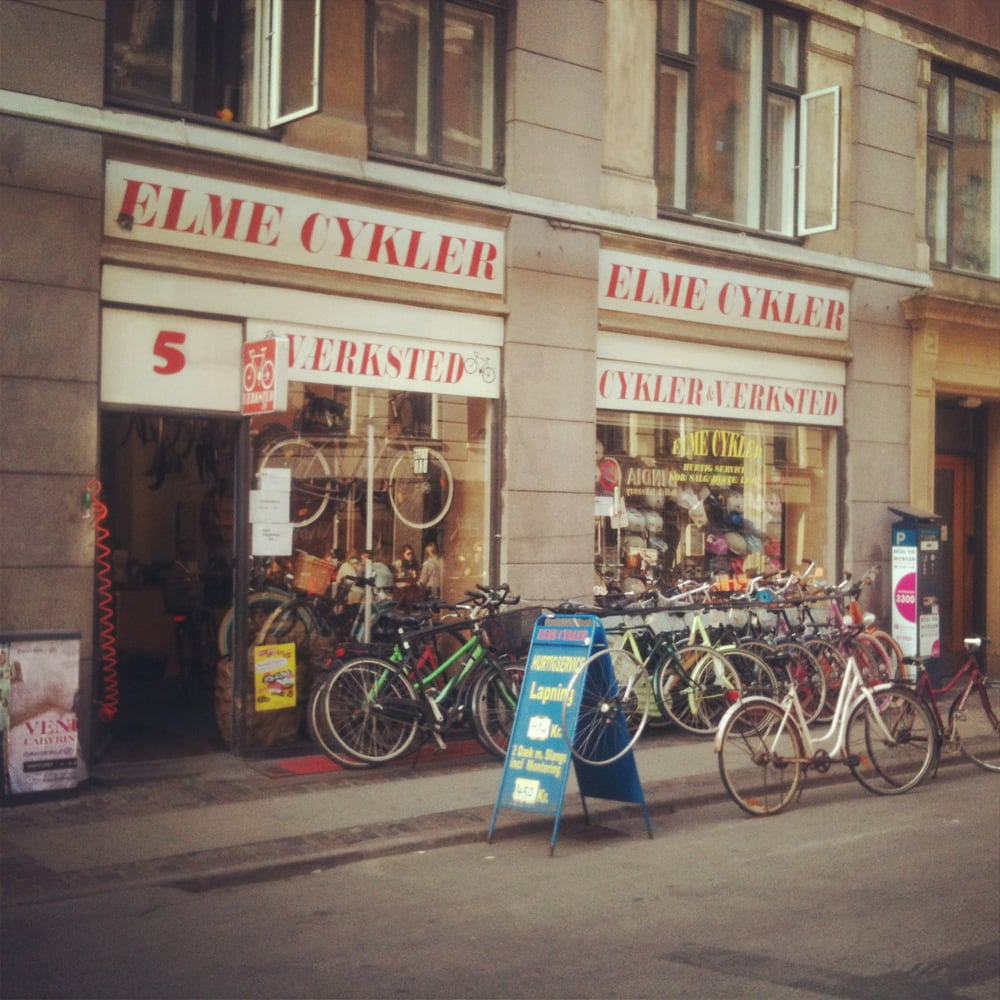 Elme Cykler - Bike Shop - Elmegade 5, Nørrebro, Copenhagen, Denmark - Phone Number - Yelp