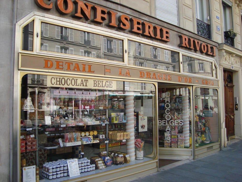 Confiserie rivoli confiseries 17 rue de rivoli marais paris num ro de t l phone yelp - Numero de telephone printemps haussmann ...