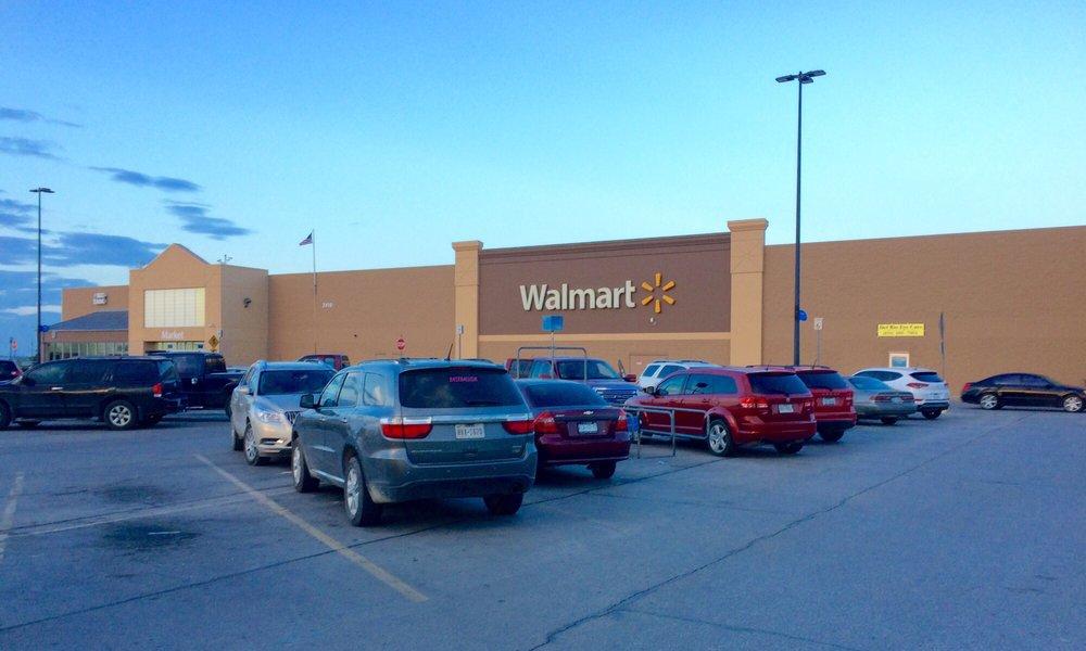 Walmart Supercenter: 2410 Dodson Ave, Del Rio, TX