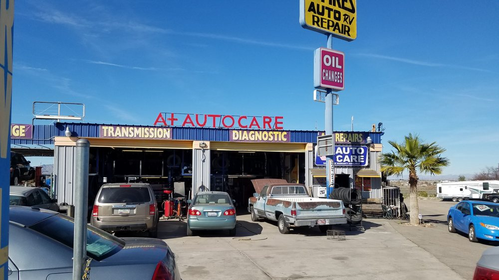 A Plus Auto Care: 2408 W Broadway, Needles, CA
