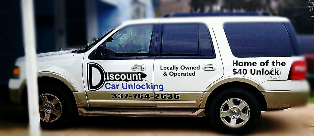 Discount Car Unlocking: 3122 Burton St, Lake Charles, LA
