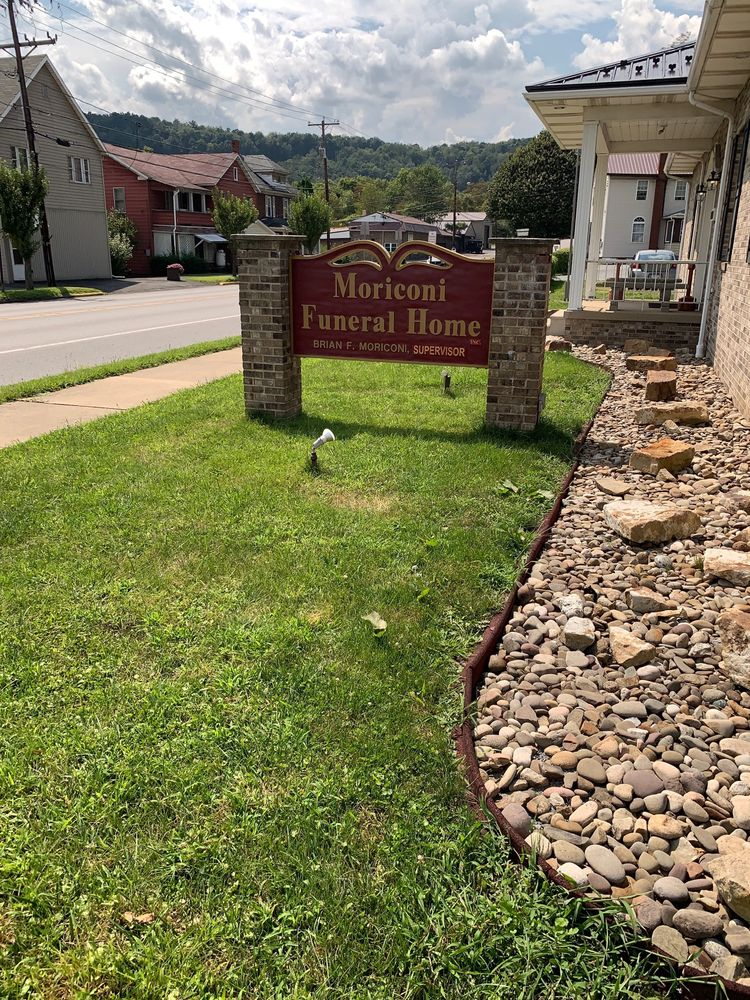 Moriconi Funeral Home: 1303 Bigler Ave, Northern Cambria, PA