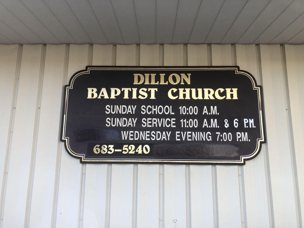 Dillon Baptist Church: 539 Thomsen Ave, Dillon, MT