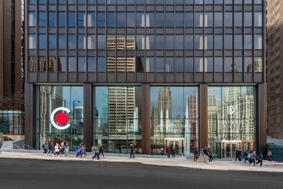 Social Spots from Chicago Architecture Center